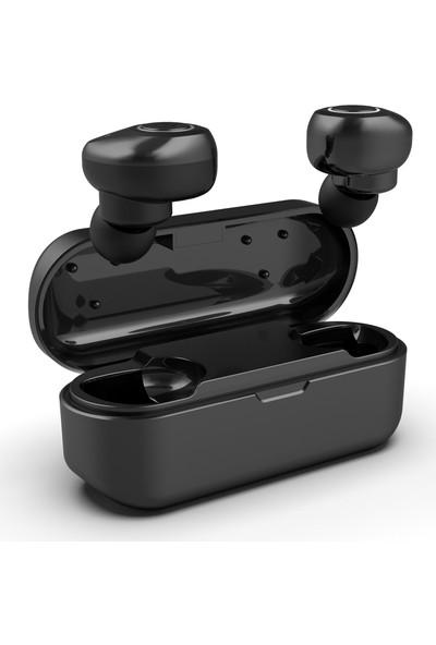 WZ Kulaklık V11 Kablosuz Bluetooth HiFi Stereo Çift Mikrofonlu Kulaklık