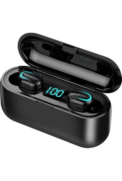WZ Kablosuz Bluetooth Kulakiçi LED Ekran TWS HBQ-Q32-1 HD Handsfree Kulaklık