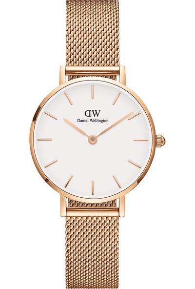 Daniel Wellington Petite 28 Melrose RG White Kadın Kol Saati DW00600219
