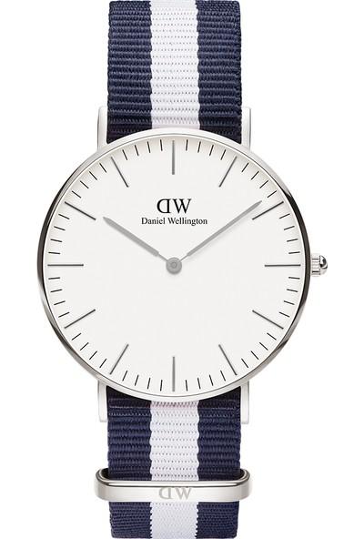 Daniel Wellington Classic 36 Glasgow S White Erkek Kol Saati DW00600047