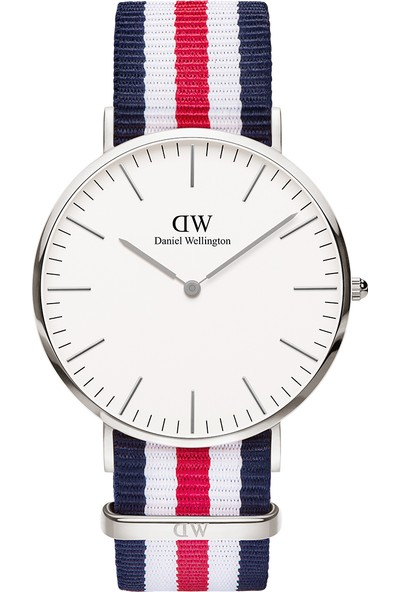Daniel Wellington Classic 40 Canterbury S White Erkek Kol Saati DW00600016