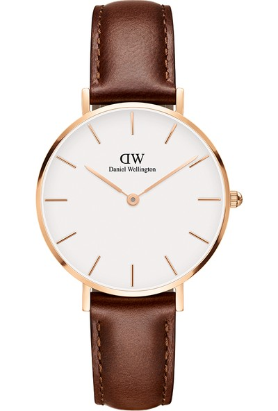 Daniel Wellington Petite 32 St Mawes RG White Kadın Kol Saati DW00600175