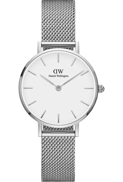 Daniel Wellington Petite 28 Sterling S White Kadın Kol Saati DW00600220