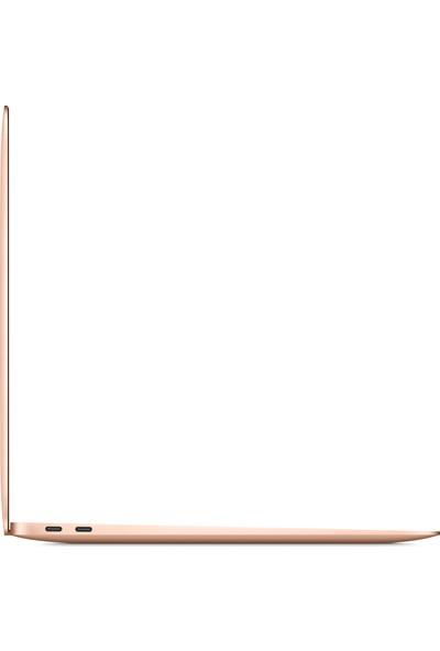 """Apple MacBook Air Intel Core i3 8GB 256GB SSD macOS 13.3"""" Taşınabilir Bilgisayar MWTL2TU/A Altın"""
