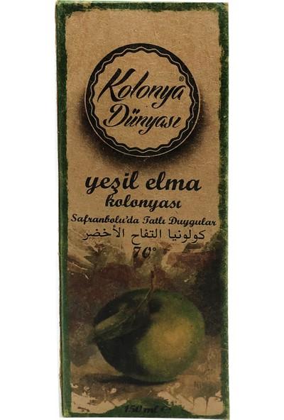 Kolonya Dünyası Yeşil Elma Kolonyası 70 Derece 150 ml