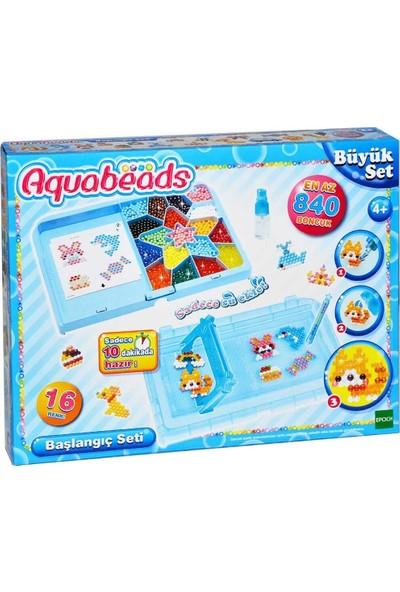 Aqua Beads Yeni Başlayanlar Başlangıç Boncuk Seti 30939