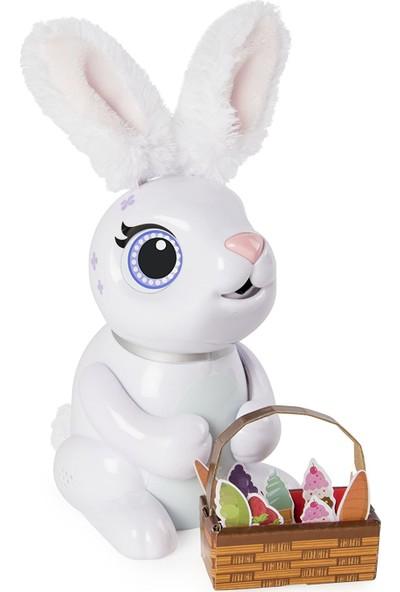 Zoomer Hungry Bunnies Doymak Bilmeyen İnteraktif Tavşan - Chewy