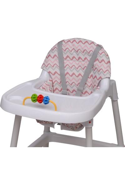 Lava Baby Mama Sandalyesi Minderi - Kırmızı