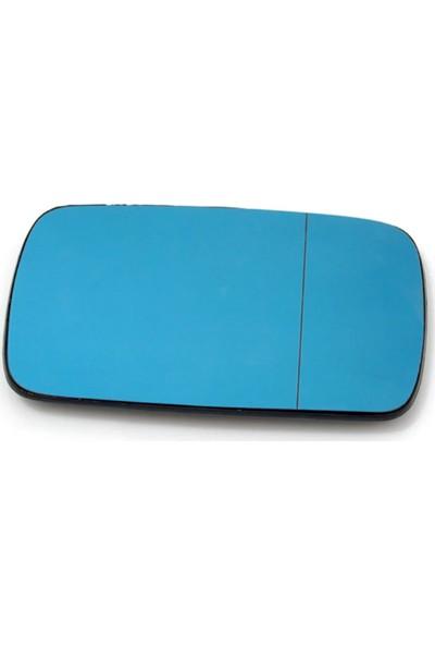 Bmw Depo Bmw E46-E39 Karartmalı Isıtmalı Çizgili Ayna Camı R-L 51168119724