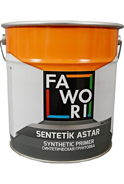 Fawori Sentetik Astar Beyaz 2.5 lt