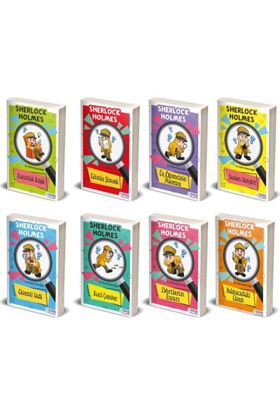 Çocuklar Için Sherlock Holmes Kitap Seti - 8 Kitap