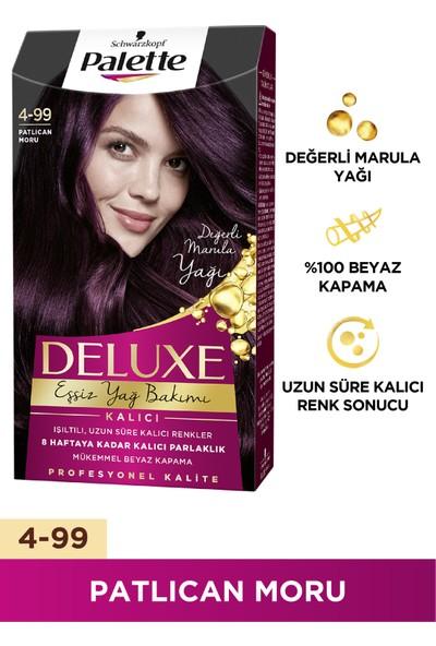 Palette Deluxe 4-99 PATLICAN MORU