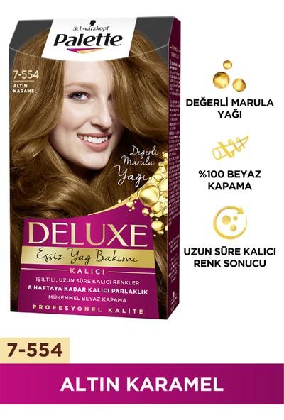 Palette Deluxe 7-554 ALTIN KARAMEL