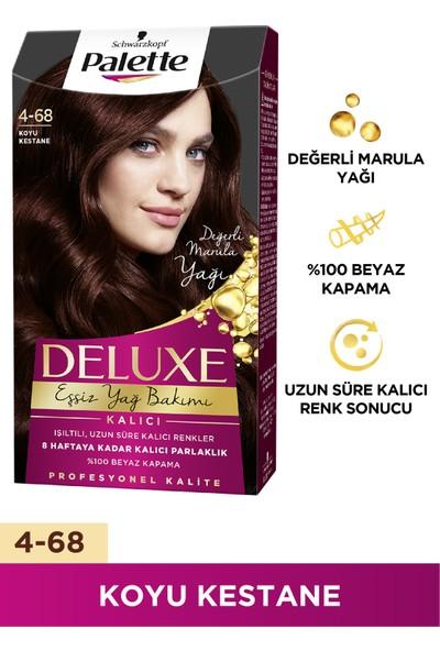 Palette Deluxe 4-68 KOYU KESTANE