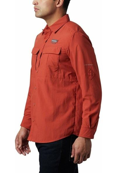 Columbia AM9154-835 Cascade Explorer Uzun Kollu Erkek Gömlek