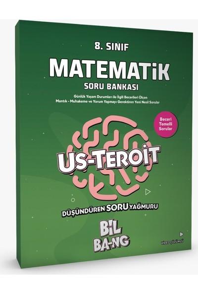 Kültür Yayıncılık 8.sınıf Us-Teroit Matematik Soru Bankası
