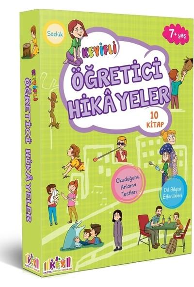 Keyifli Öğretici Hikayeler - 10 Kitap