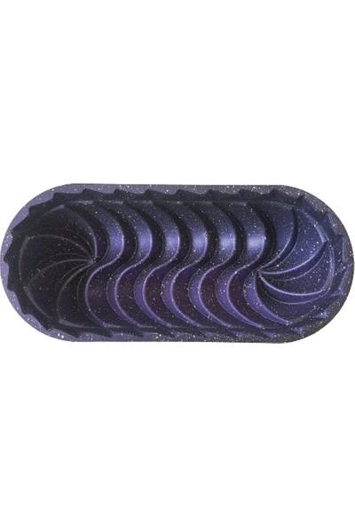 Remetta Granit Baton Kek Kalıbı Mor