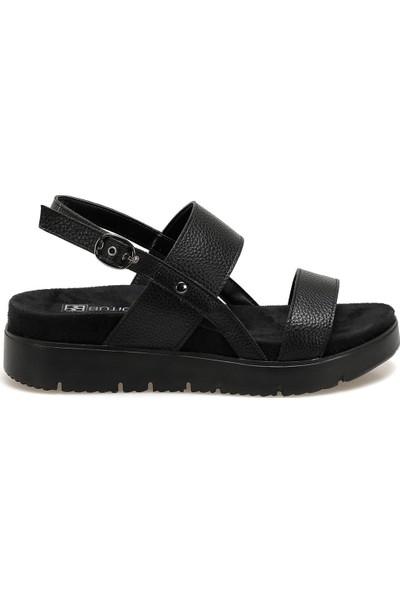 Butigo 20S-618 Siyah Kadın Sandalet
