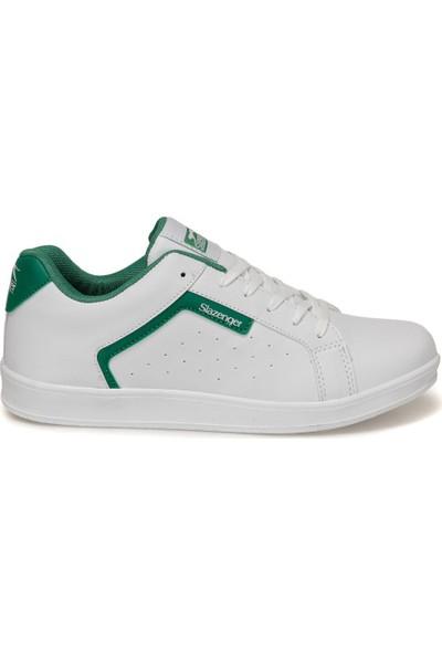 Slazenger Megan Beyaz Erkek Kalın Tabanlı Sneaker