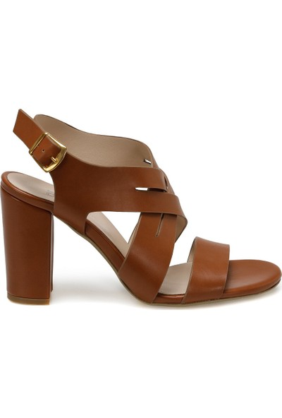 Butigo 20S-048 Taba Kadın Sandalet
