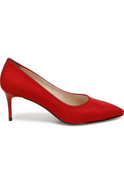Butigo Mira Kırmızı Kadın Gova Ayakkabı