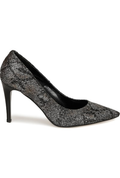 Butigo Zera Siyah Kadın Gova Ayakkabı