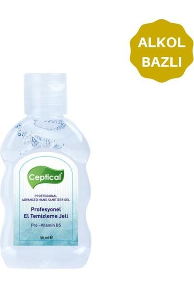 Ceptical Alkol Bazlı Anti-Bakteriyel Jel - 50 ml