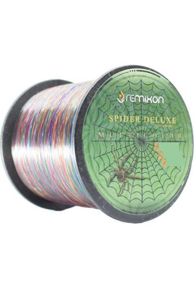Remixon Spider Deluxe Multi Color Olta Misinası 1000 mt