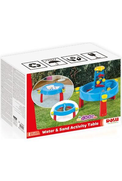 Dolu Su ve Kum Aktivite Masası 3070
