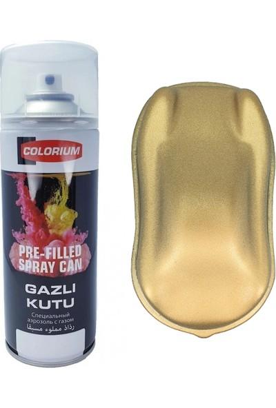 Plasti Dip 400 ml Sökülebilir Kauçuk Gold Altın Sprey Boya Plastidip