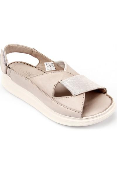 Gön Deri Sandalet 45490