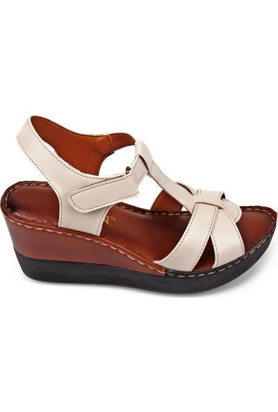 Gön Kadın Sandalet 45415