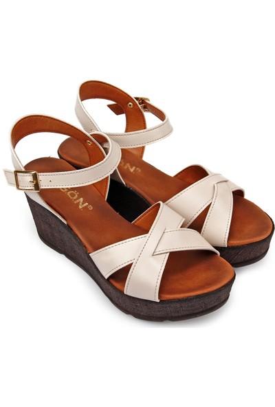 Gön Kadın Sandalet 45526