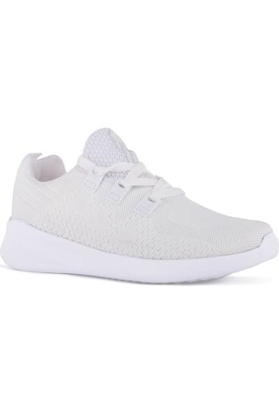 Slazenger Traffıc Koşu & Yürüyüş Kadın Ayakkabı Beyaz
