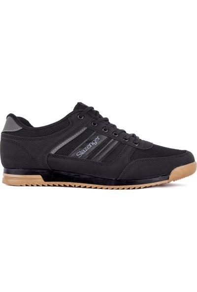 Slazenger Actıve Günlük Giyim Erkek Ayakkabı Siyah