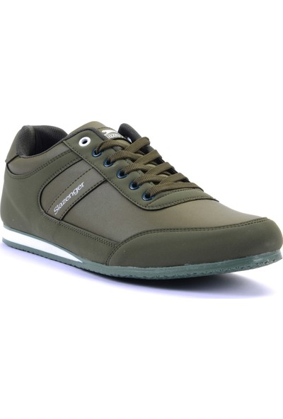 Slazenger Patrık Günlük Giyim Erkek Ayakkabı Haki
