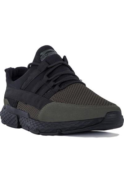 Slazenger Twın Koşu & Yürüyüş Erkek Ayakkabı Haki