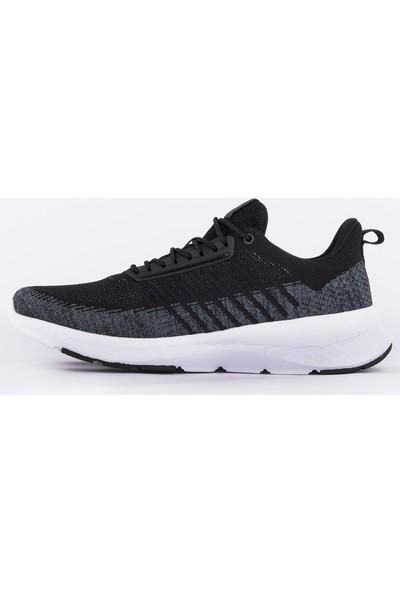 Slazenger Wılla Koşu & Yürüyüş Erkek Ayakkabı Siyah