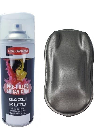 Plasti Dip 400 ml Sökülebilir Kauçuk Gun Metal Sprey Boya Plastidip