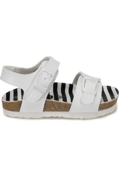 Vicco 321.P20Y.359-11 Beyaz Kız Çocuk Sandalet