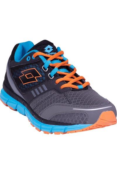 Lotto Vıcenza Antrasit Erkek Koşu Ayakkabısı