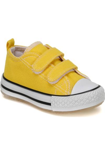 Vicco 925.B20Y.150-12 Sarı Kız Çocuk Günlük Ayakkabı