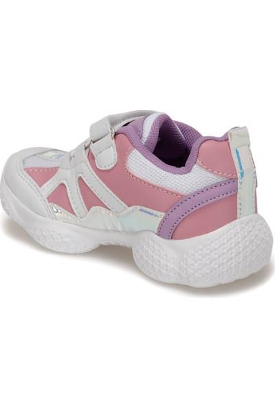 Vicco 346.F19K.133 Beyaz Kız Çocuk Koşu Ayakkabısı