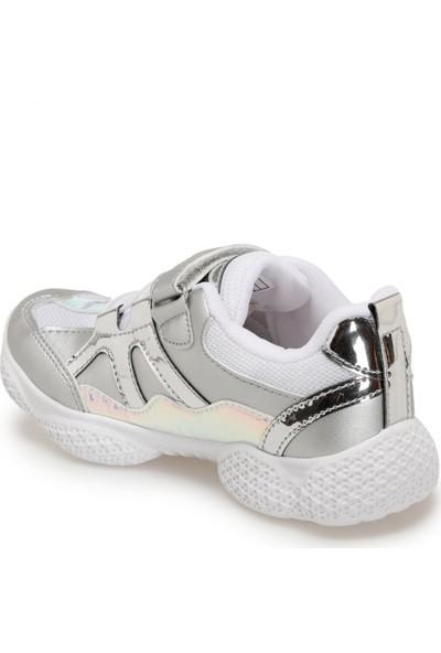 Vicco 346.F19K.133 Gümüş Kız Çocuk Koşu Ayakkabısı