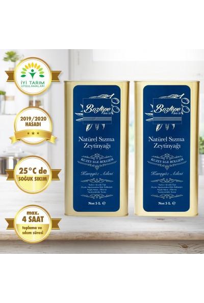Boztepe Natürel Sızma Zeytinyağı 5 lt x 2