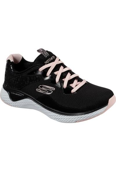 Skechers Solar Fuse - Radıant Sun Kadın Spor Ayakkabı 13327-Bkpk