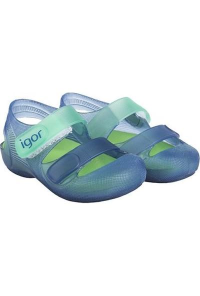 İgor Bondı Bıcolor Bebek-Çocuk Sandalet S10146-Ö15