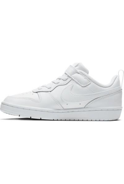 Nike Court Borough Low 2 (Psv) Çocuk Spor Ayakkabı Bq5451-100