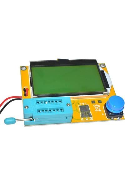 Emre Batarya Transistör Kapasitör Lcr- T4 Grafiksel Test Cihazı